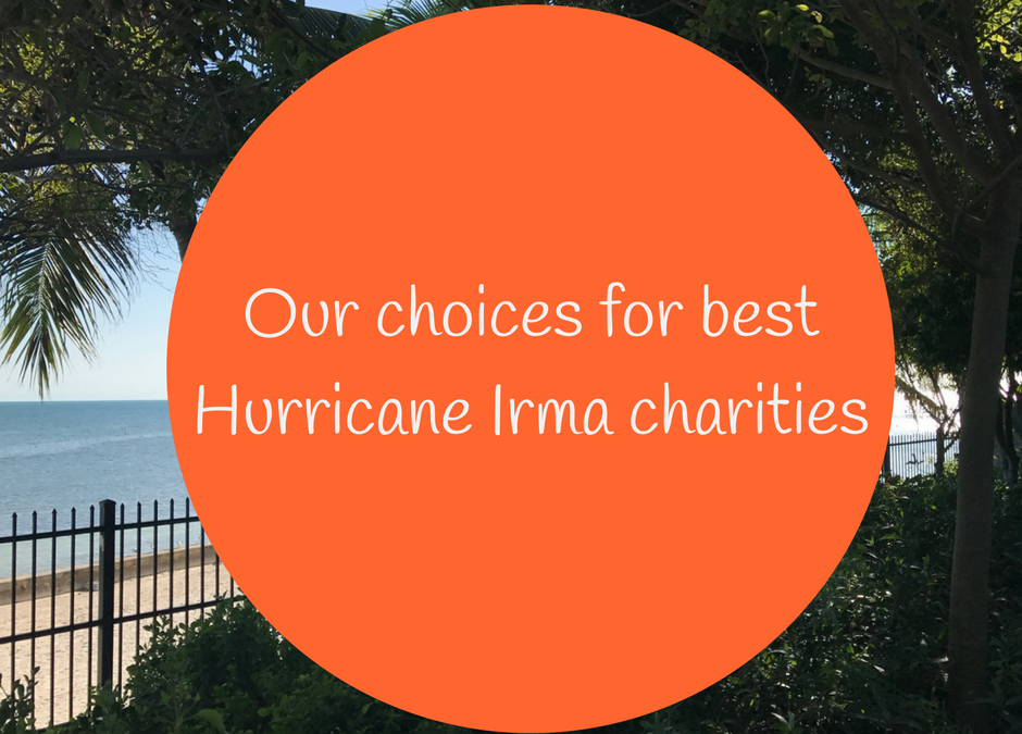 Hurricane Irma: Our choices for best Keys charities